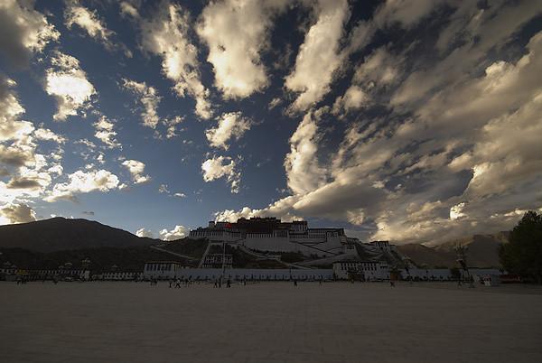 Lhasa, Potala / Лхаса, Потала
