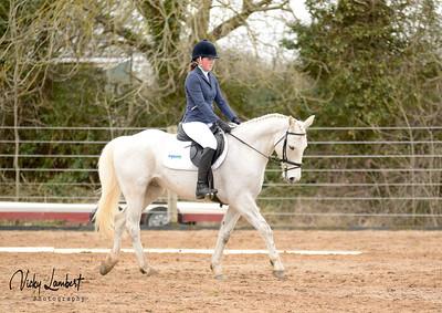 Cheval Riding Club Dressage League - week 2