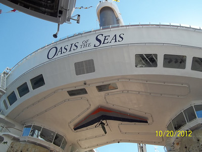 Oasis of the Seas Eastern Caribbean Cruise