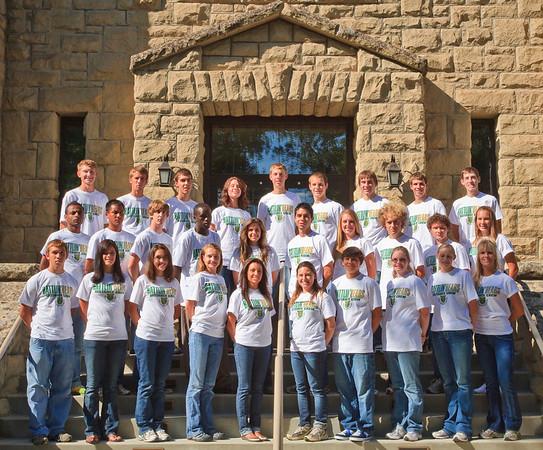 XC, Team Photos '09