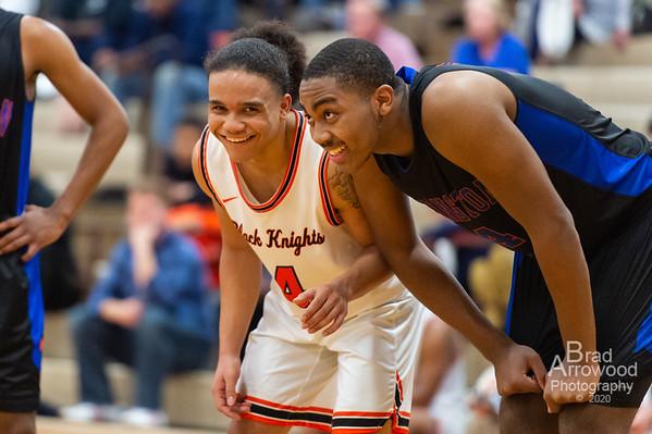 NDHS Basketball vs Lexington 2020