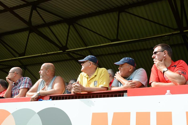 Aldershot Town v Altrincham - Vanarama Conference Premier - The Recreation Ground, Aldershot, Hampshire - 9th August 2014 - NO UNPAID USE