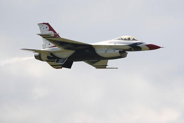 Air Show - Thunder Birds