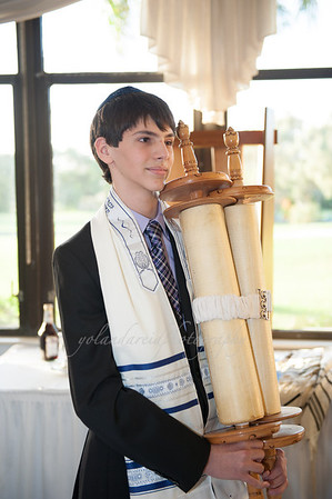 Brook's Bar Mitzvah