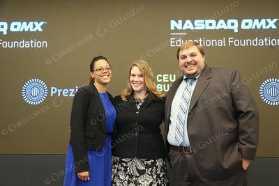 NASDAQ and CEU