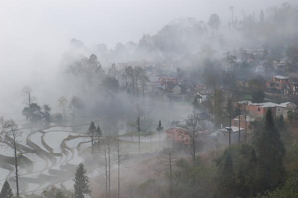 Duoyishu Village
