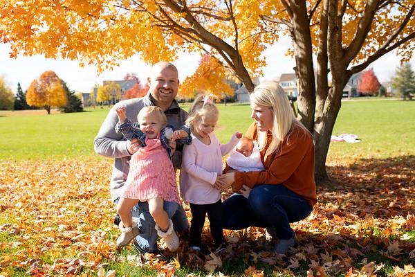 Family Shoot // McGloin Family 2020