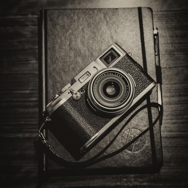 New Camera - Fuji X100