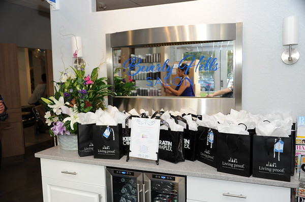 All Beverly Hills Salon Opening