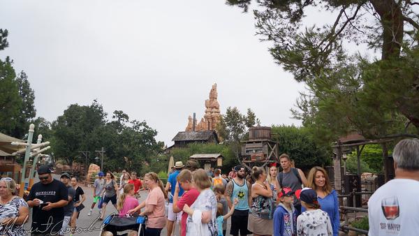 Disneyland Resort, Disneyland, Frontierland, Big Thunder Mountain Railroad, Big, Thunder