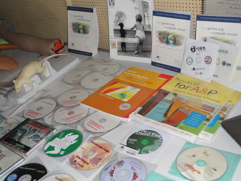 CD ROMs Lima conf.JPG