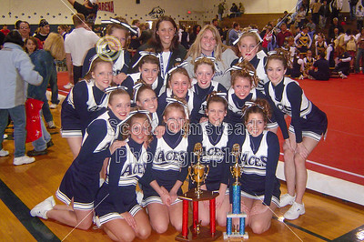 2004-2005 Cheerleading Competition