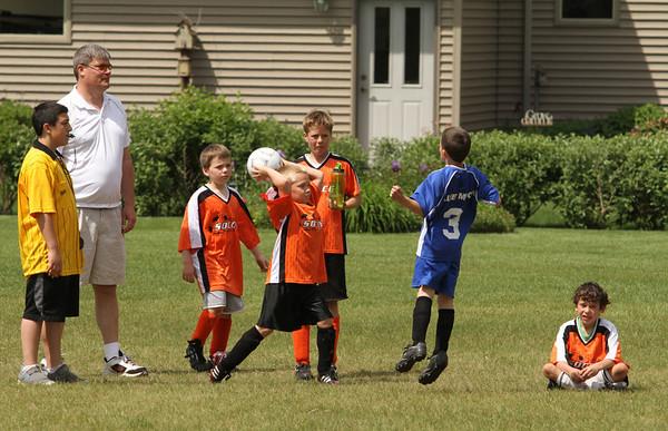 Brennan Soccer 2012