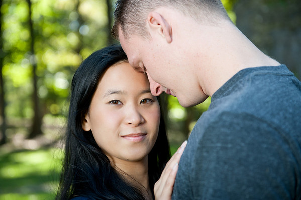 Shane and Kim Engaged