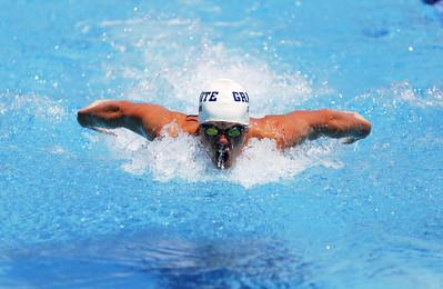 Swimming League Finals 2014