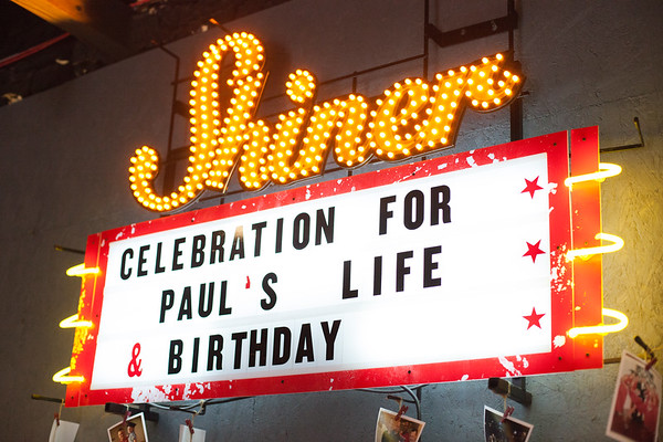 Pau's Celebration of Life Party