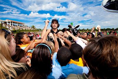 January 19, 2010 - 4th Grade Polo