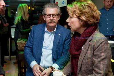 LinkedPerfect BusinessClub te gast bij Veneco  te ADO den Haag