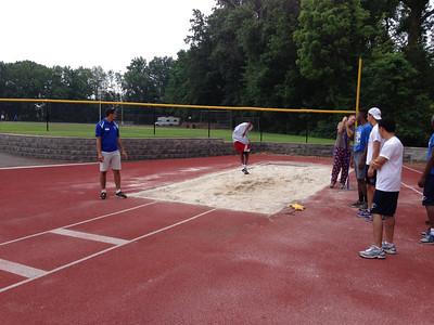 2013 Track & Field Camp