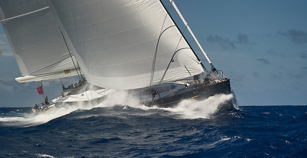 Prana - Alloy Yachts