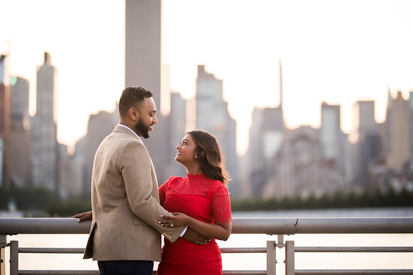 Sijoy Proposes to Michele