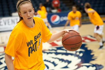 Womens Basketball - We Back Pat
