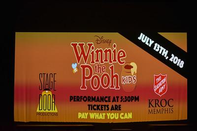 Winnie the Pooh Kids- 7 13 18