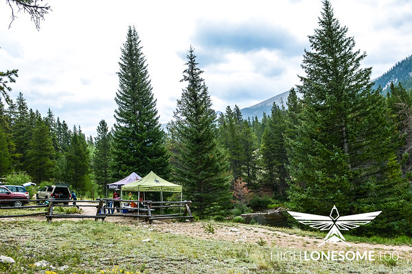 Cottonwood Aid Station