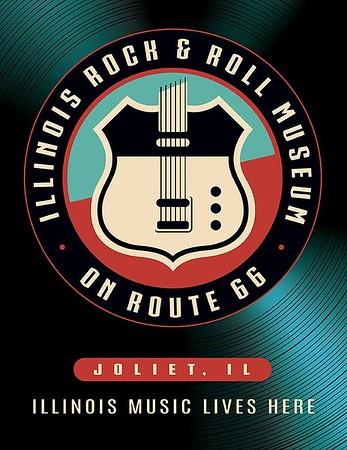 Illinois Rock & Roll Museum on Route 66 in Joliet