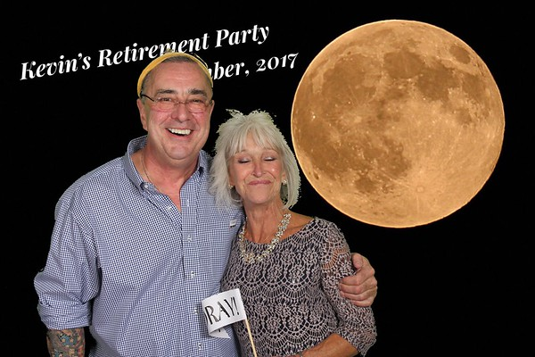 Kevin's Retirement Party