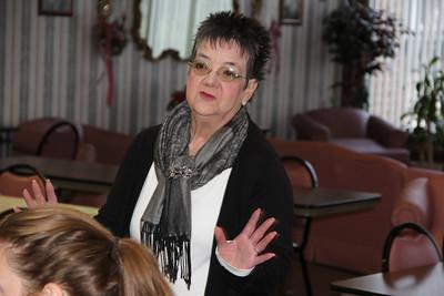 PA Budget Brief, Argall, Knowles, Chamber Mixer, ABC Hi Rise, Tamaqua (2-28-2013)