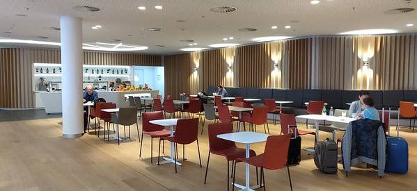 2018 Munich T1 Airport Lounge World