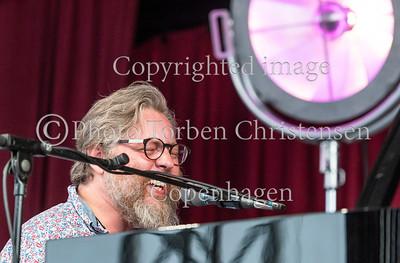 Søren Huss, Tønder Festival 2018