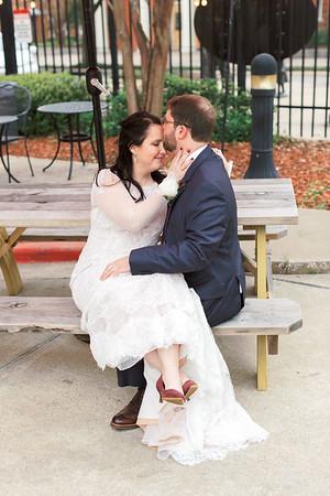 Ezell Atchley Wedding