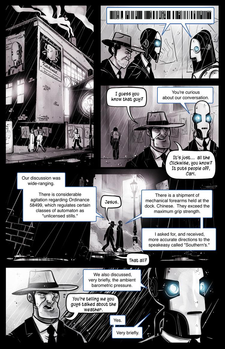 Automata, Page Two