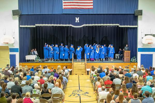 2018 Monticello Graduation