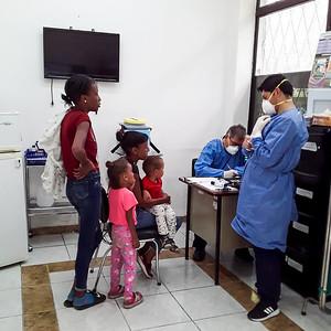 Coronavirus response NRC Colombia