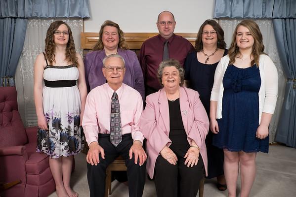 Allerheiligen Family