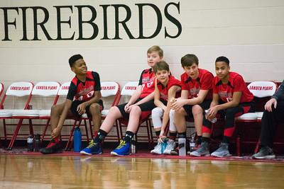 Ethan Basketball