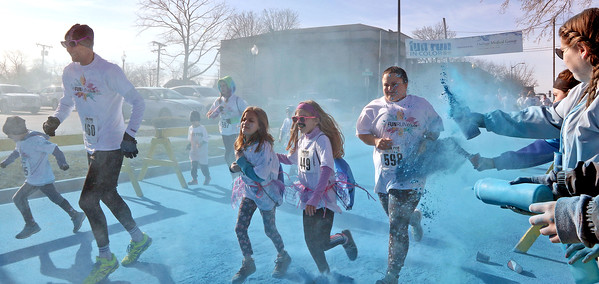 Wheaton Color Run