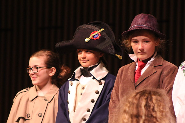 4th Grade Heritage Day (5.12.17)