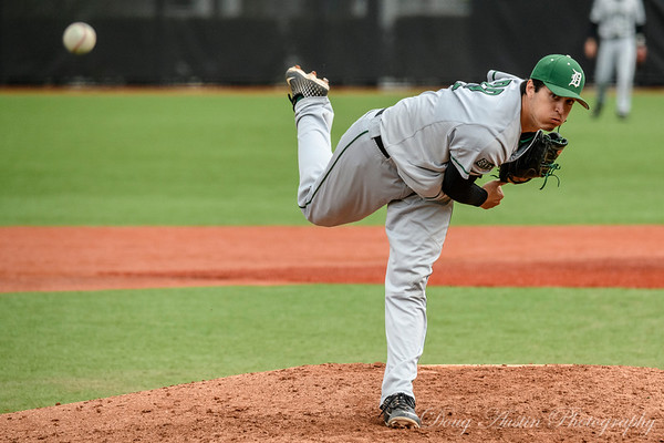 Yale vs Dartmouth Baseball 2019