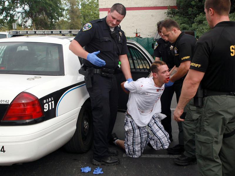 Shoplift Arrest