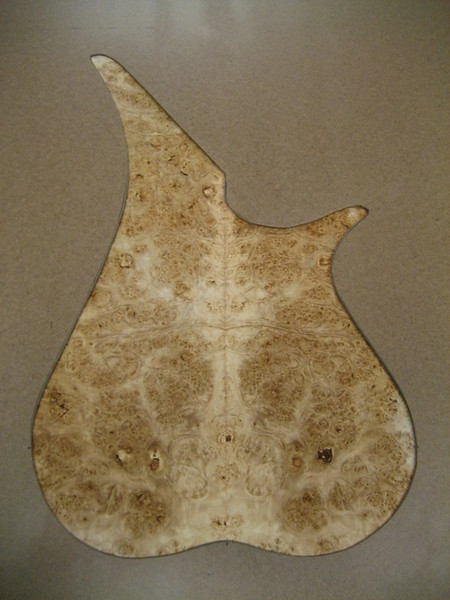 Maple Burl 1-001 Used on #022