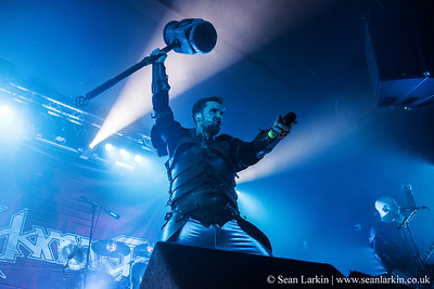 Gloryhammer - Rescue Rooms, Nottingham - 23rd October 2019