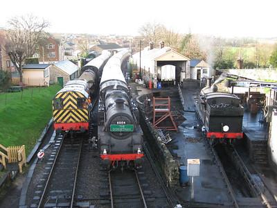 Swanage Railway 2016