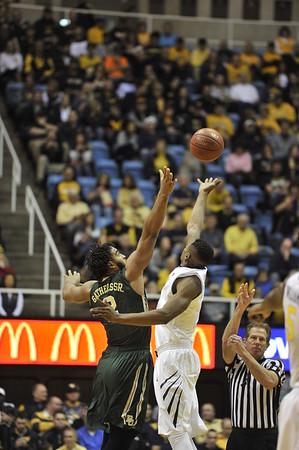 30551 WVU Men's Basketball vs Baylor