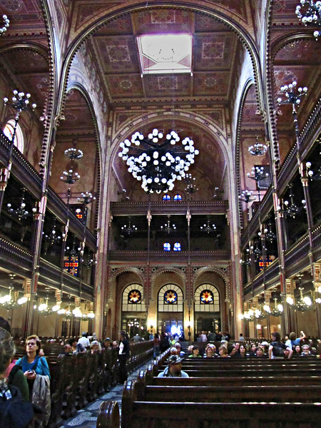 Dohány Street (Great) Synagogue, Budapest
