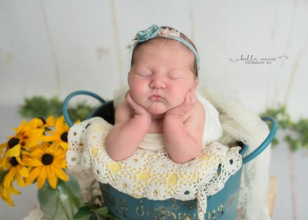Baby Sophia   /   7 Days New
