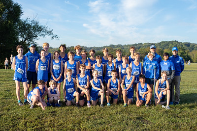 MS Cross Country - McCallie Invitational - Sept 2021